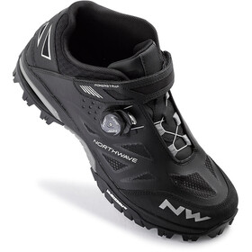 Northwave Enduro Mid Shoes Herren black